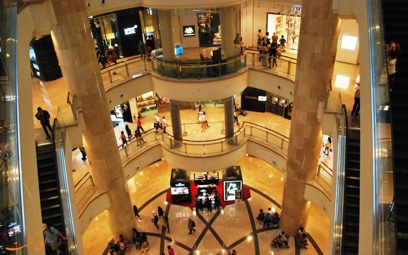 مرکز خرید برج تایپه 101