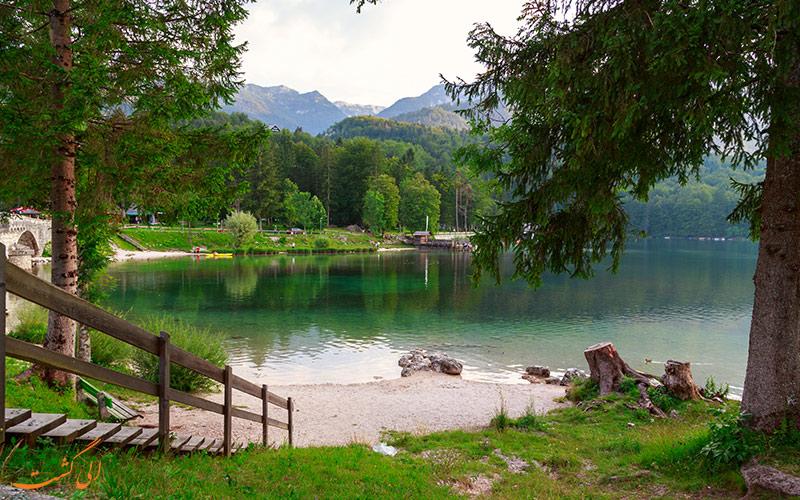 دریاچه های پارک ملی تریگلاو