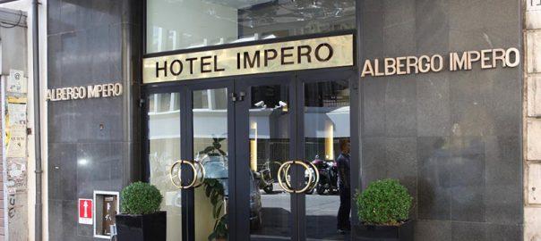 معرفی هتل ایمپرو رم