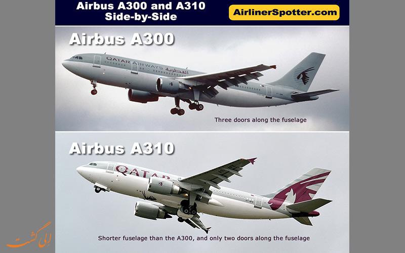 آشنایی با هواپیمای ایرباس آ 300