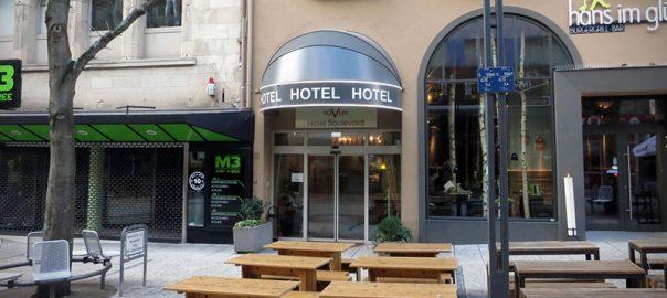 هتل نووم بلوار اشتوتگارت سیتی