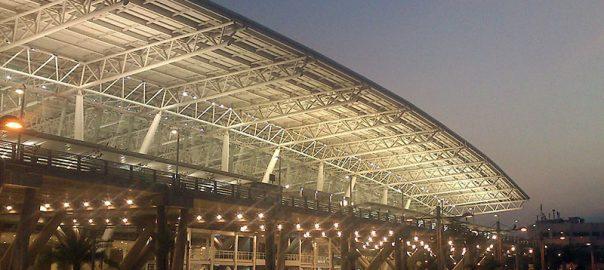 معرفی فرودگاه بین المللی چنای