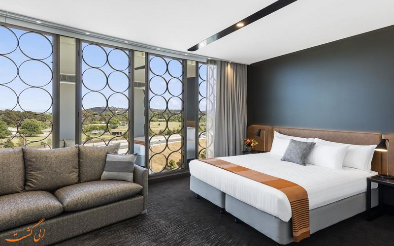 هتل وایب در کانبرا