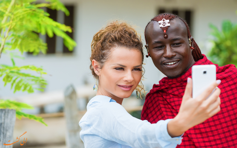 آداب و رسوم تانزاینا