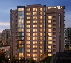 هتل 4 ستاره هیلتون ایرپورت