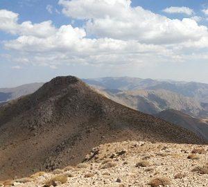 قله های بینالود