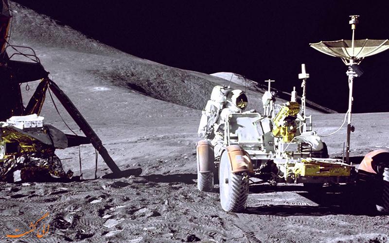 چرا انسان دیگر به ماه سفر نمی کند؟
