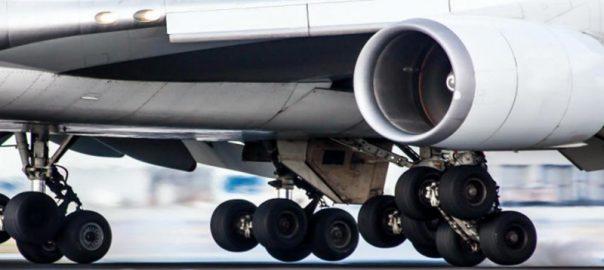 چرخ های هواپیما چگونه کار می کنند؟