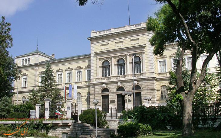 موزه علوم طبیعی وارنا