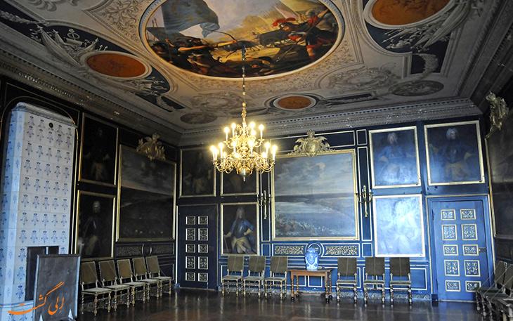 قصر سلطنتی دروتنینگهلم