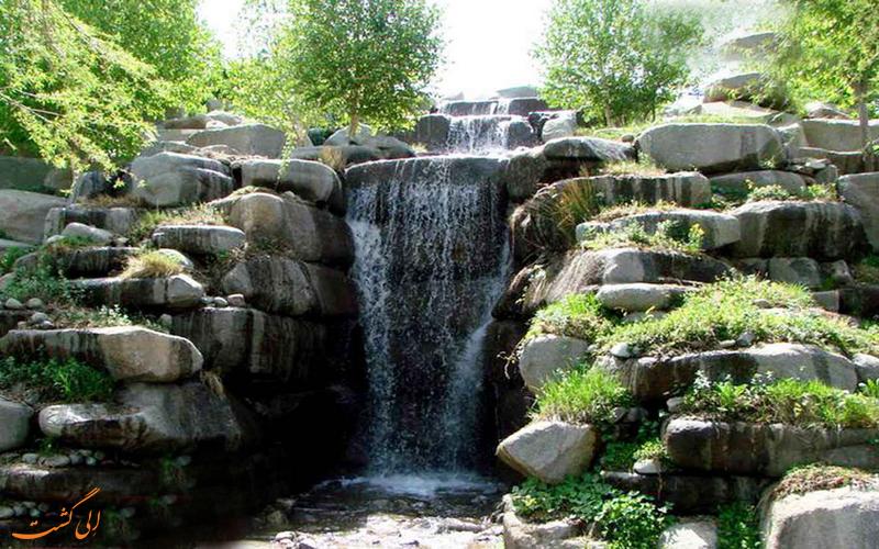 آبشارهای مصنوعی مجموعه