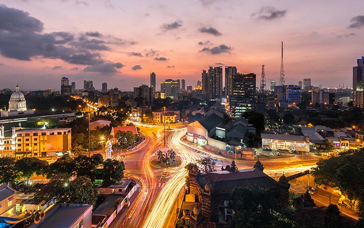 راهنمای سفارت سریلانکا