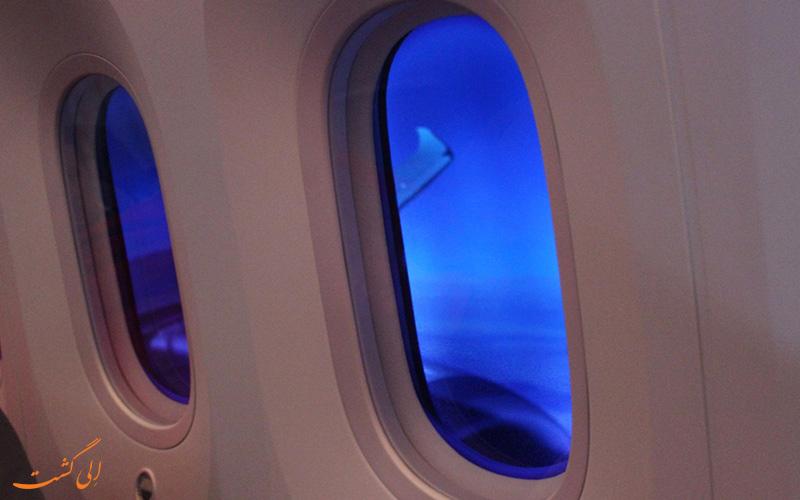 آشنایی با پنجره های هواپیما؛ کاربرد، طراحی و ساخت