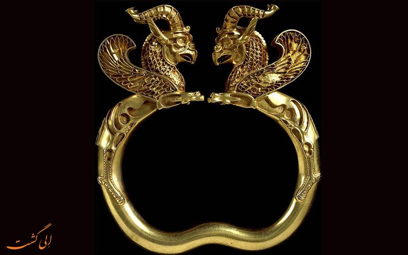 بزرگترین گنج جهان در ایران است؛ ایران وارث بزرگترین گنج جهان از پادشاهان هخامنشی