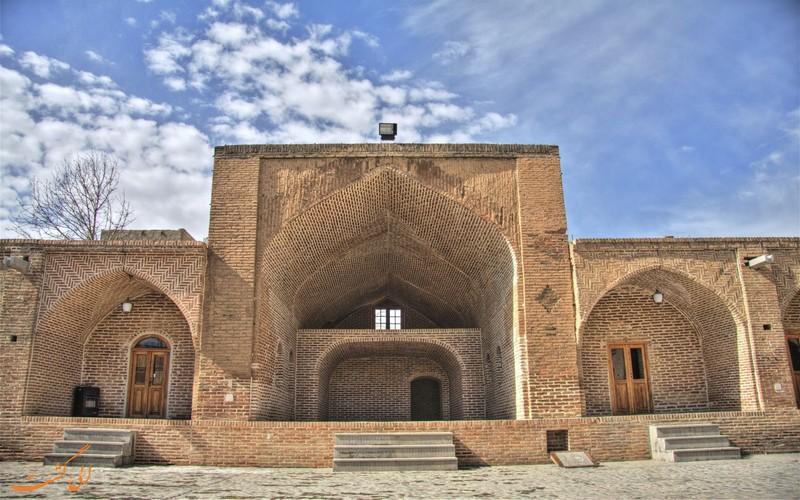 کاروانسرای گردشگری و تاریخی شاه عباسی