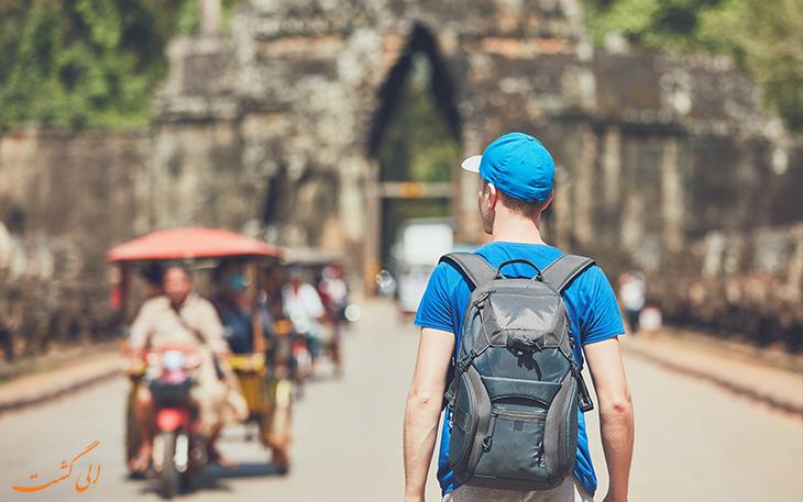 هزینه حمل و نقل در کشور کامبوج