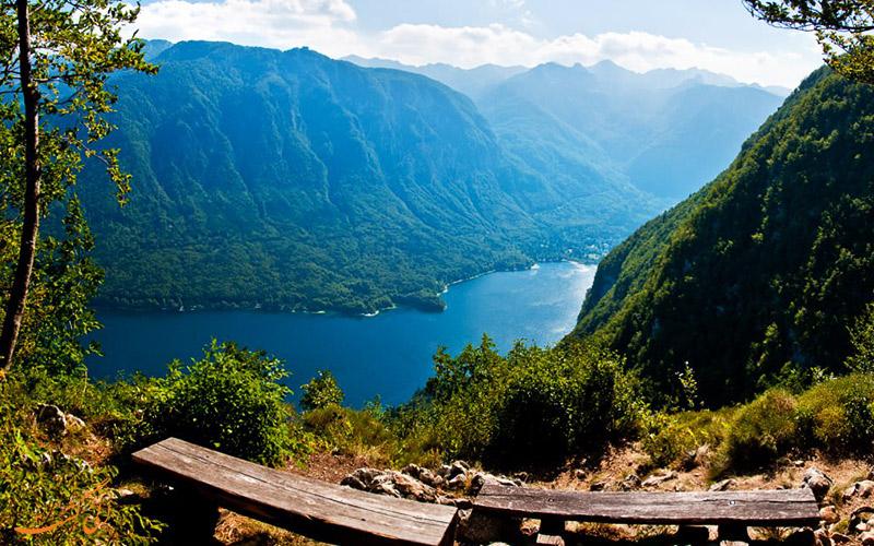 دریاچه بزرگ اسلوونی