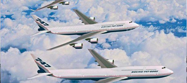 معرفی هواپیمای بوئینگ 747
