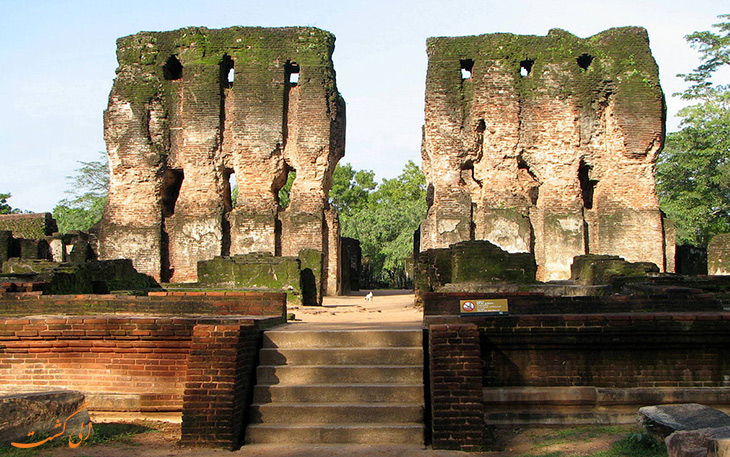 شهر باستانی پلونارووا