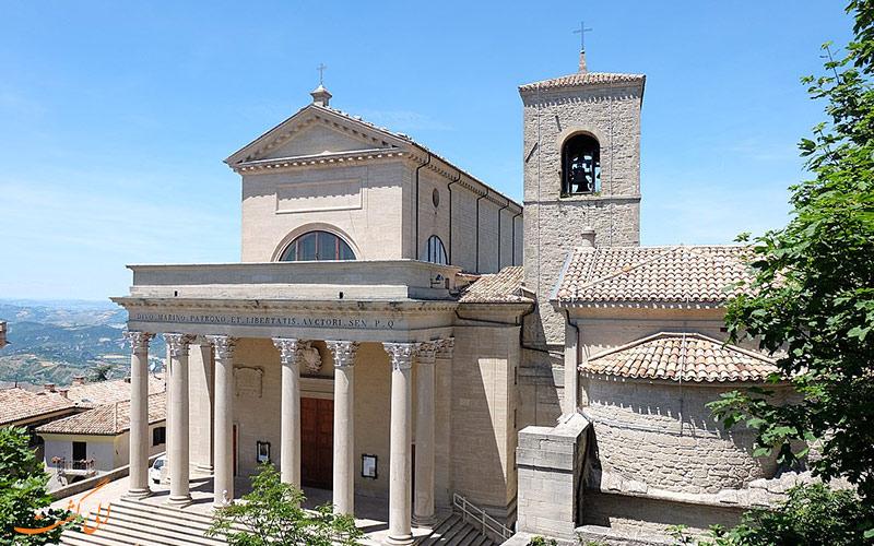 کلیسای جامع سان مارینو
