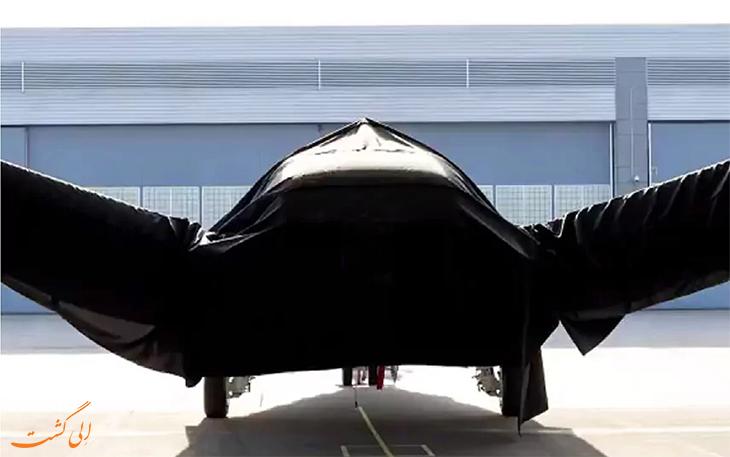 هواپیمای جدید بوئینگ