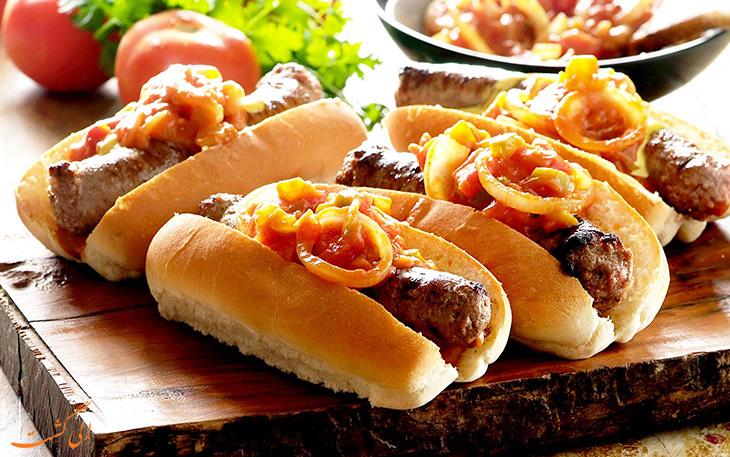 ساندویچ بورورس