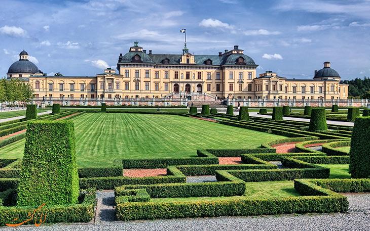 قصر سلطنتی استکهلم
