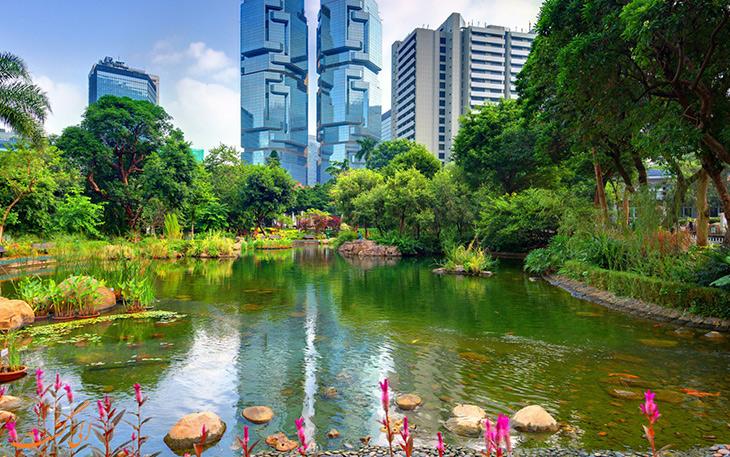 بارک هنگ کنگ