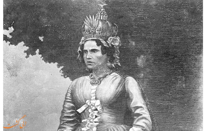 ملکه ماداگاسکار