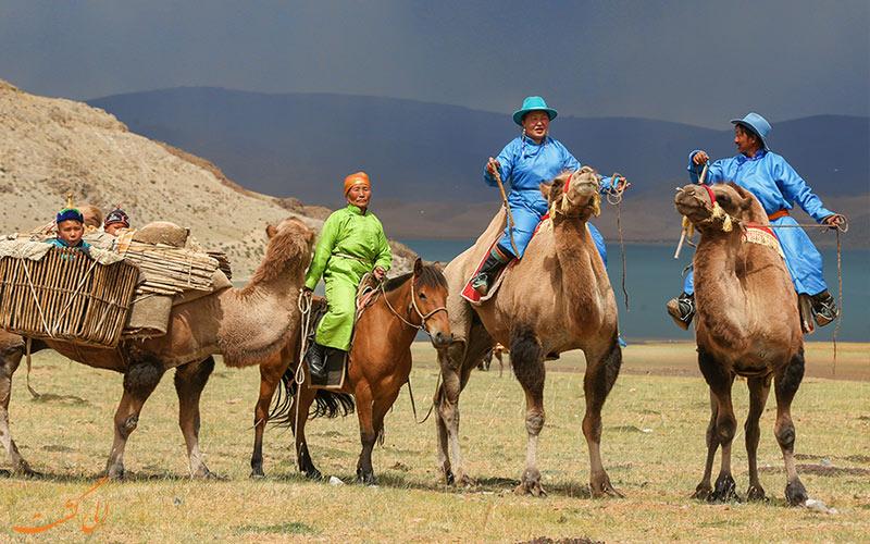 جشنواره عشایر مغولستان