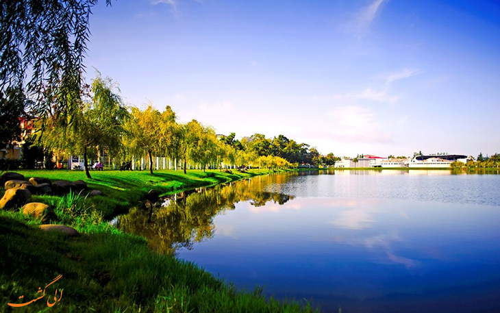 دریاچه نوریگلی