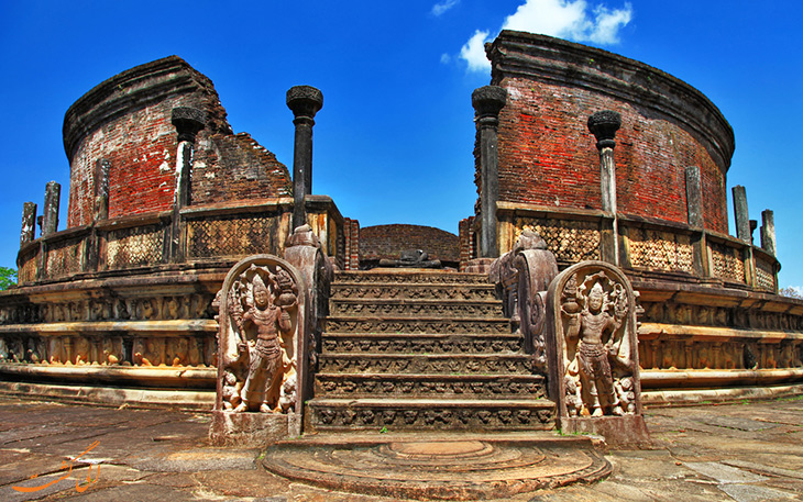 شهر پلونارووا سریلانکا