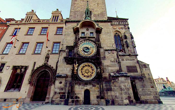 ساعت نجومی پراگ در جمهوری چک