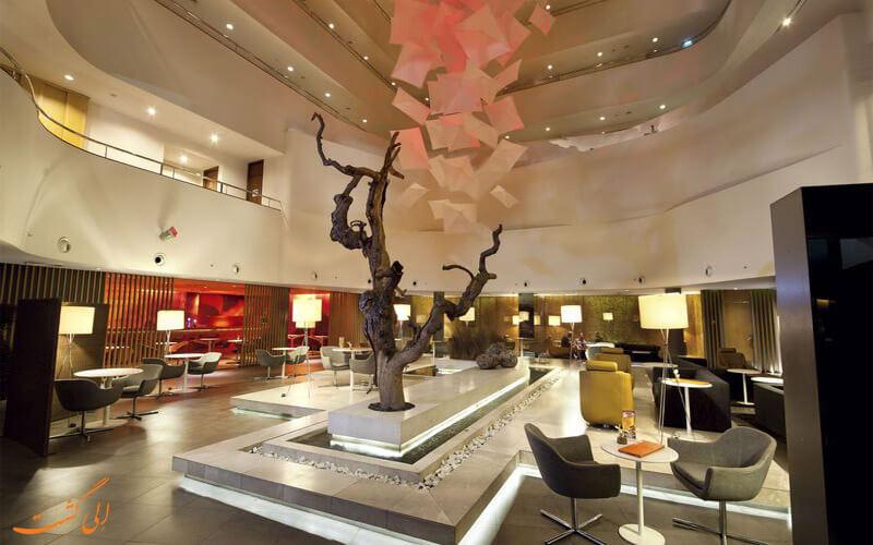 هتل رادیسون بلو استانبول-5ستاره