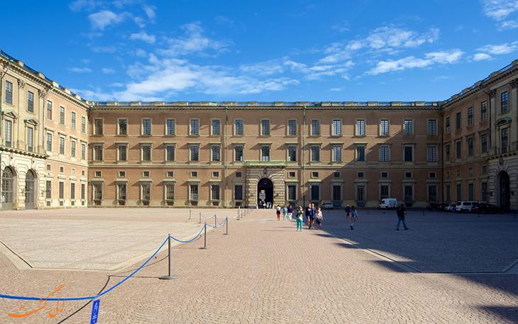 قصر دروت نینگ هولم