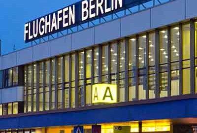 در آلمانفرودگاه بین المللی برلین شونفلد