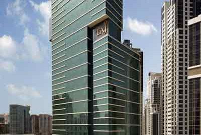 هتل تاج در دبی