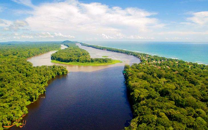 کانال تورتوگورو