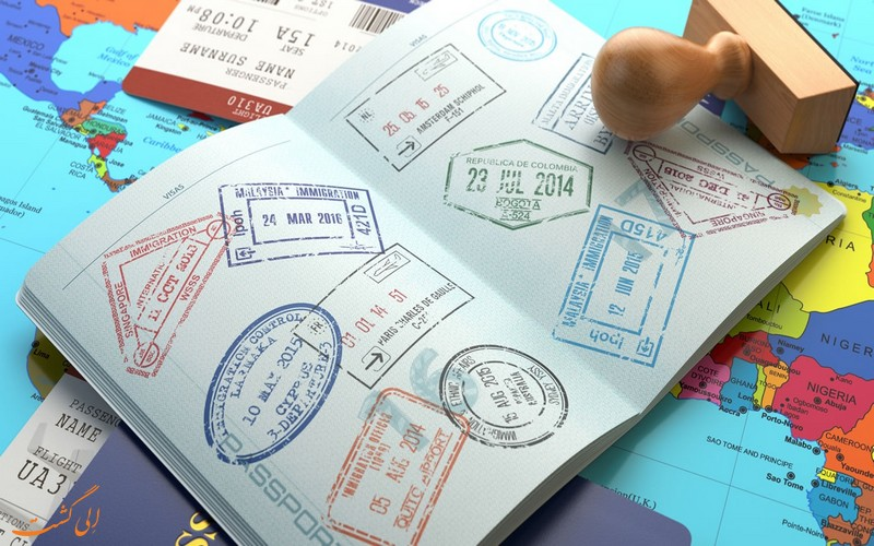 پاسپورت و ویزا