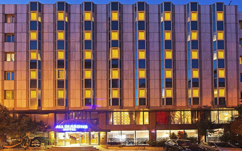 هتل آل سیزن  استانبول
