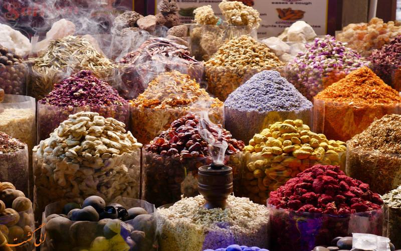 بازار ادویه جات دبی