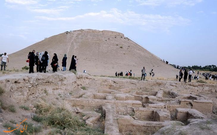 مناطق باستانی البرز
