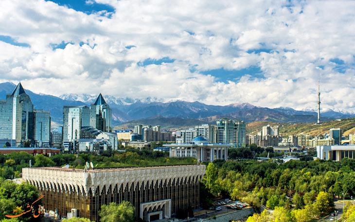 آلماتی قزاقستان