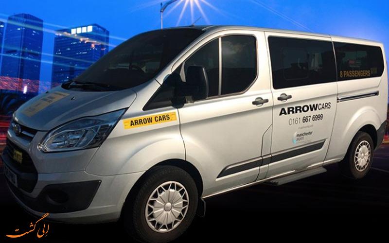 تاکسی های Arrow Cars