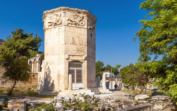 ایستگاه هواشناسی در باستان