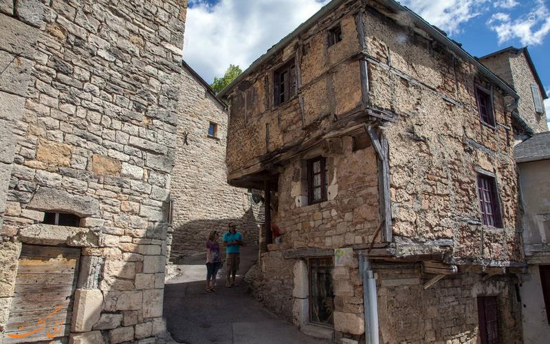 خانه قدیمی آویرون