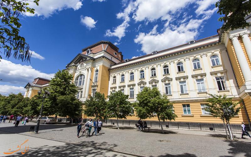 شهر برهوو اوکراین