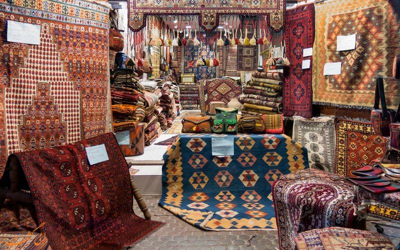 بازار فرش ابوظبی