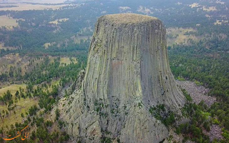 برج شیطان آمریکا
