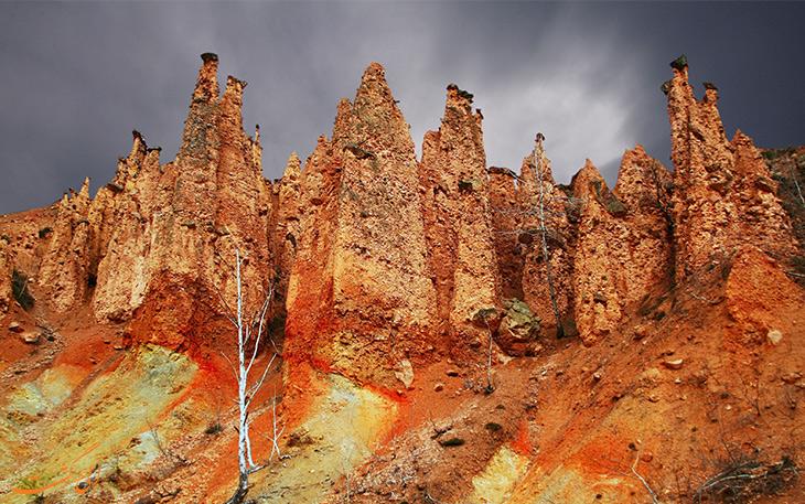 ستون های سنگی جنوب صربستان